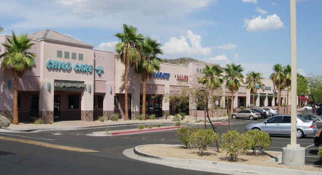 Commercial Real Estate in Phoenix, AZ | Young Properties